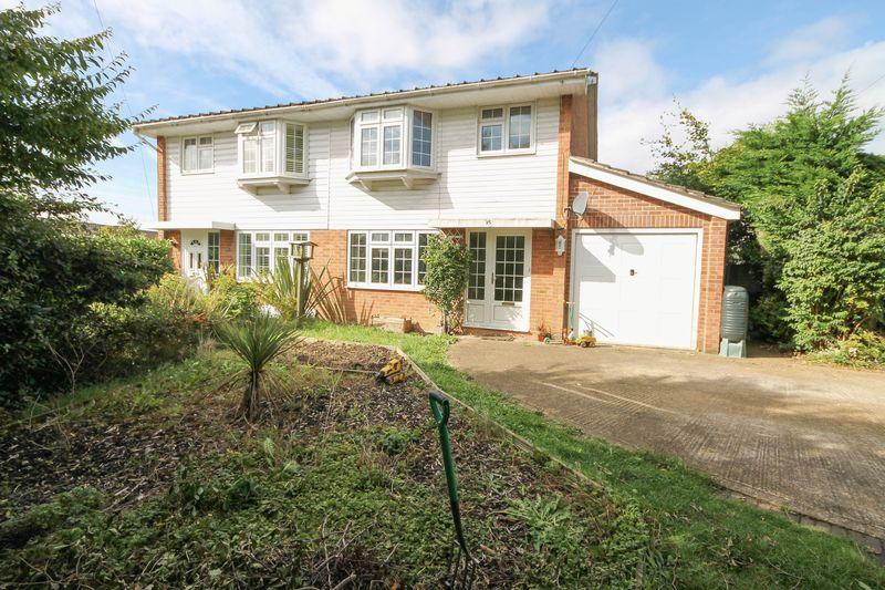 3 Bedrooms Semi Detached House for sale in Ellesmere Orchard, Westbourne