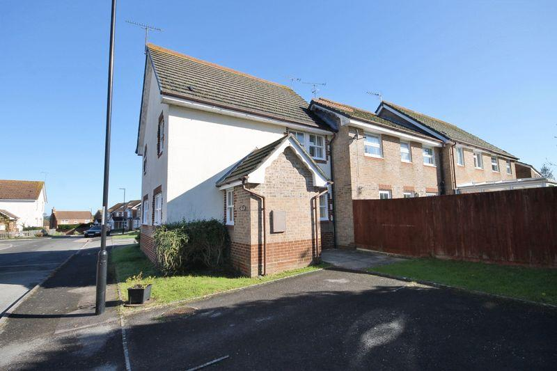 1 Bedroom End Of Terrace House for sale in Dyall Close, Burgess Hill, West Sussex