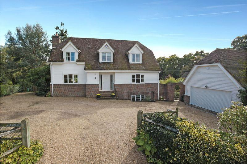 4 Bedrooms Detached House for sale in Horsted Lane, Isfield, East Sussex