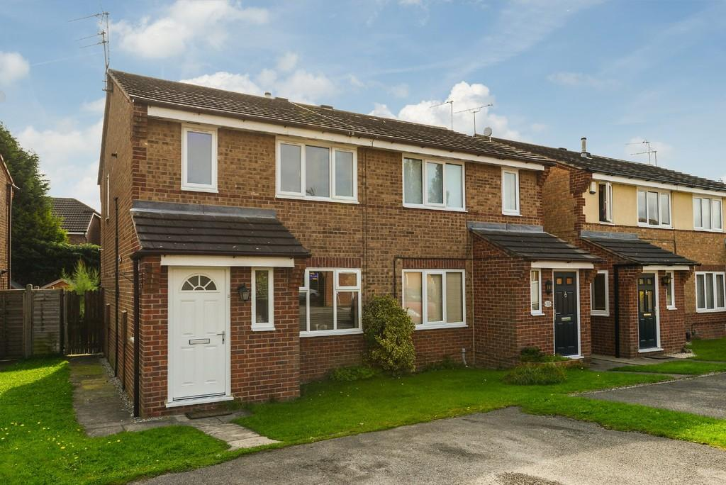 3 Bedrooms Semi Detached House for sale in Ayton Gardens, Chilwell