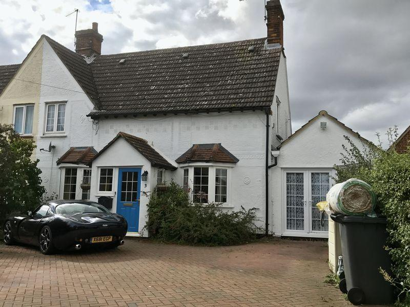 3 Bedrooms Semi Detached House for sale in George Green Villas, Little Hallingbury, Bishops Stortford