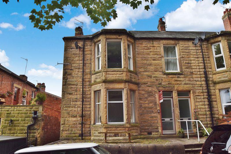 3 Bedrooms Ground Flat for sale in Millfield Terrace, Hexham