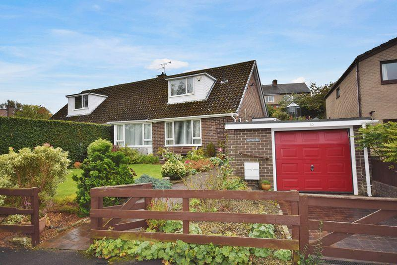 3 Bedrooms Semi Detached Bungalow for sale in The Link, Hexham