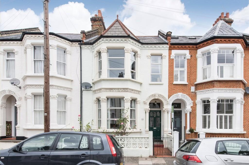 5 Bedrooms Terraced House for sale in Tantallon Road, London