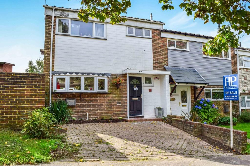 3 Bedrooms End Of Terrace House for sale in Seaford Road, Broadfield