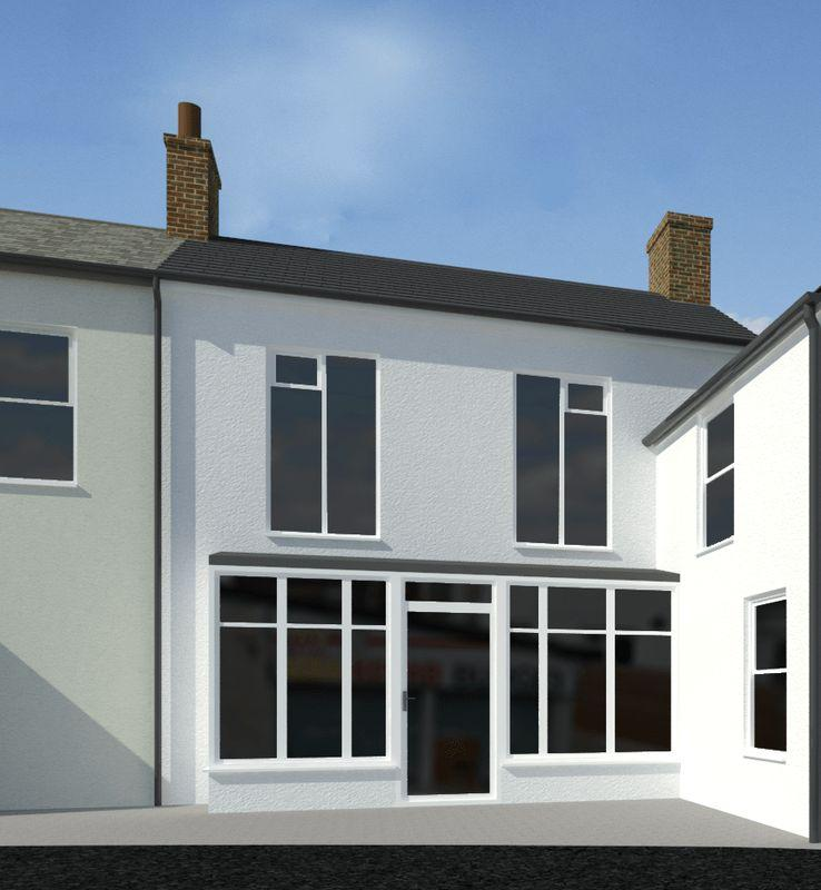 2 Bedrooms Terraced House for sale in West Street, St Columb Major