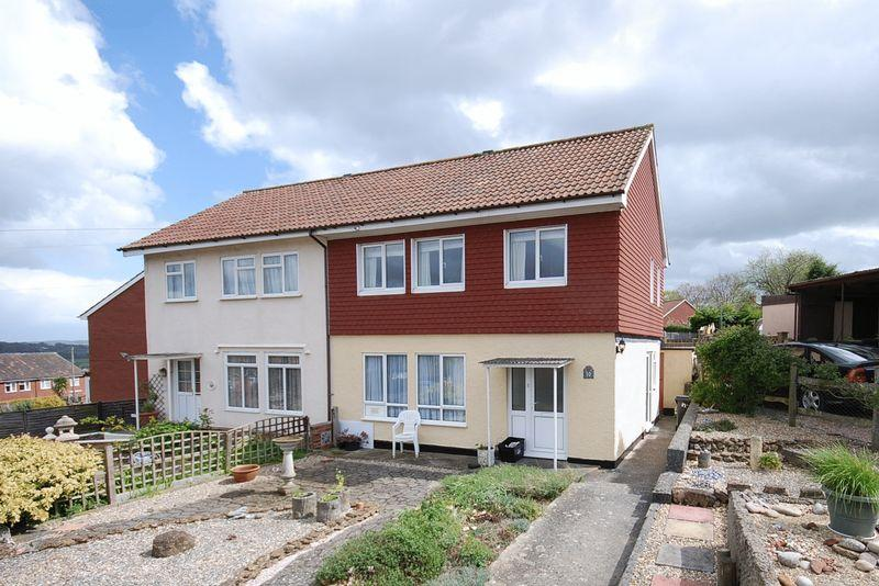 3 Bedrooms Semi Detached House for sale in Furland Road, Crewkerne