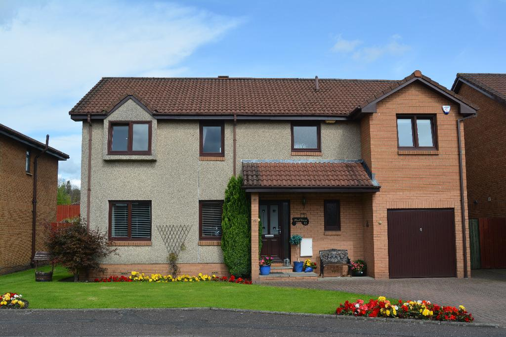 4 Bedrooms Detached House for sale in 11, Carrongrove Avenue, Carron, Falkirk, FK2 8NG