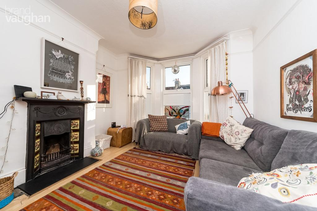 4 Bedrooms Terraced House for sale in Ashford Road, Brighton, BN1