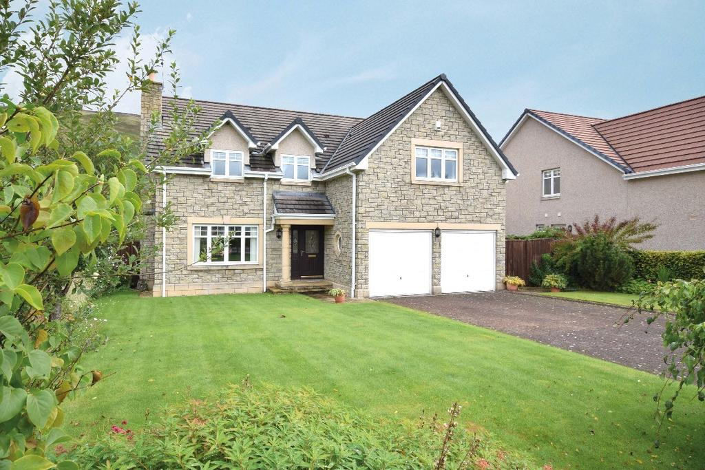 4 Bedrooms Detached House for sale in St Bryde's Way, Cardrona, Peebles, EH45 9LL
