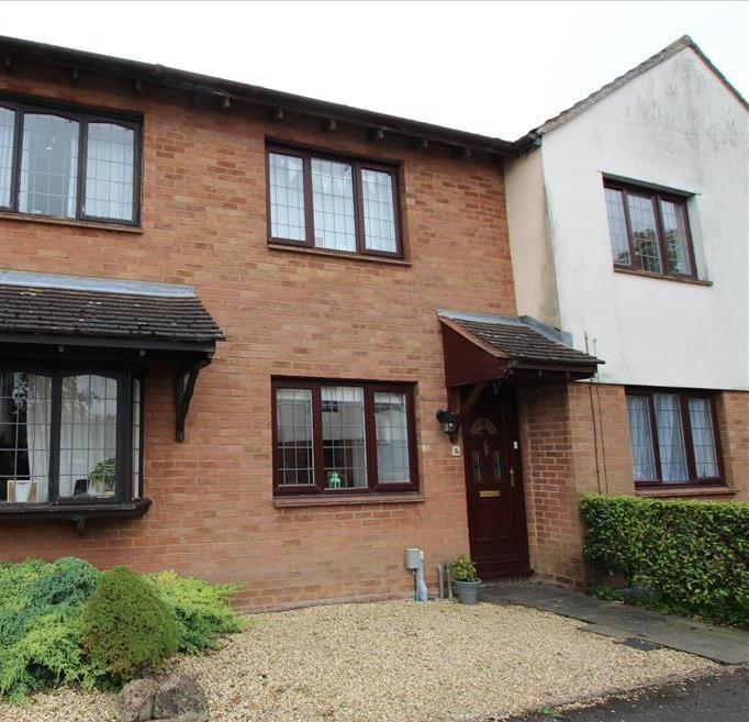 2 Bedrooms Terraced House for sale in Larkins Close, BALDOCK, SG7