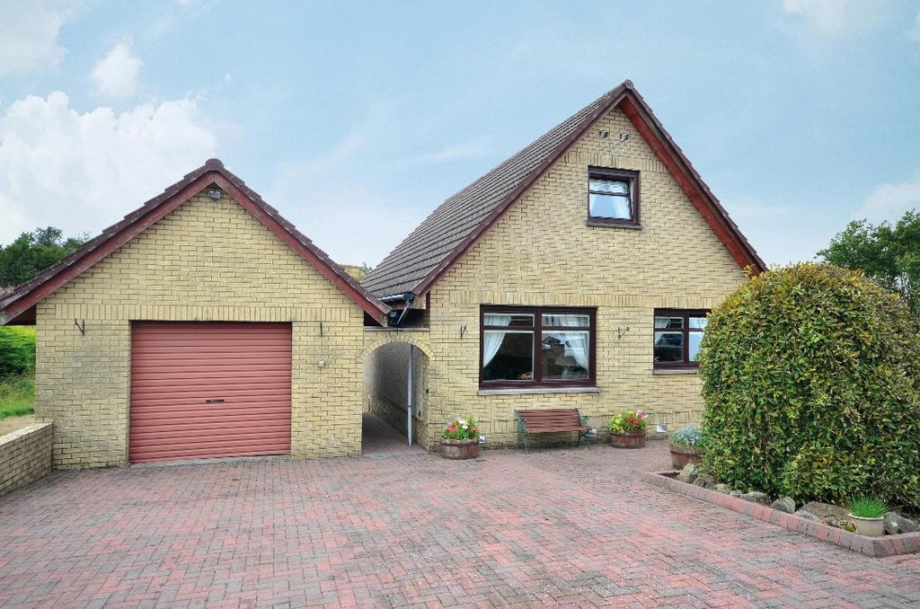 3 Bedrooms Detached House for sale in Coalburn Road, Coalburn, South Lanarkshire, ML11 0LF