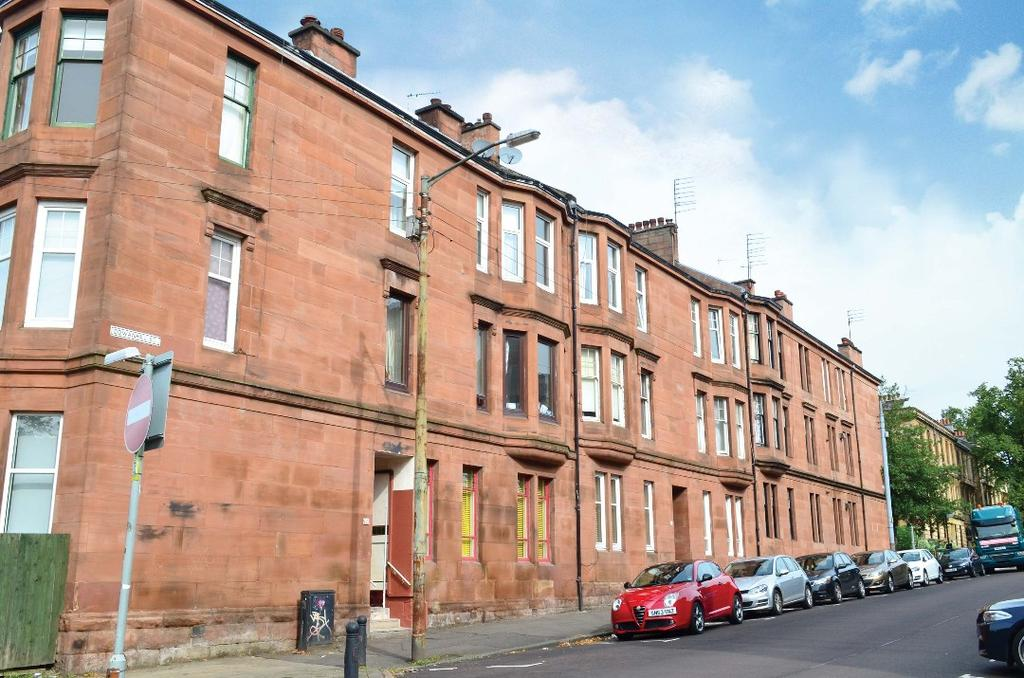 1 Bedroom Flat for sale in Dowanhill Street, Flat 2/1, Dowanhill, Glasgow, G11 5HE