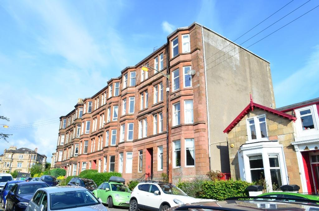 1 Bedroom Flat for sale in Fergus Drive, Flat 2/1, North Kelvinside, Glasgow, G20 6AG