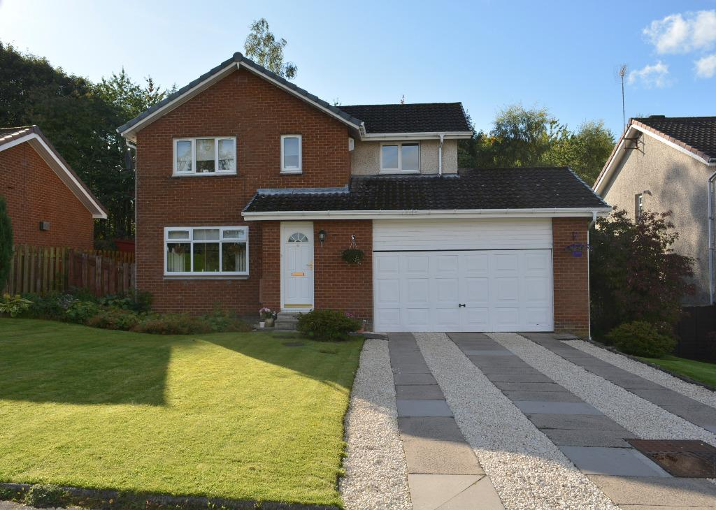 4 Bedrooms Detached House for sale in Kenningknowes Road, Stirling, Stirling, FK7 9JF
