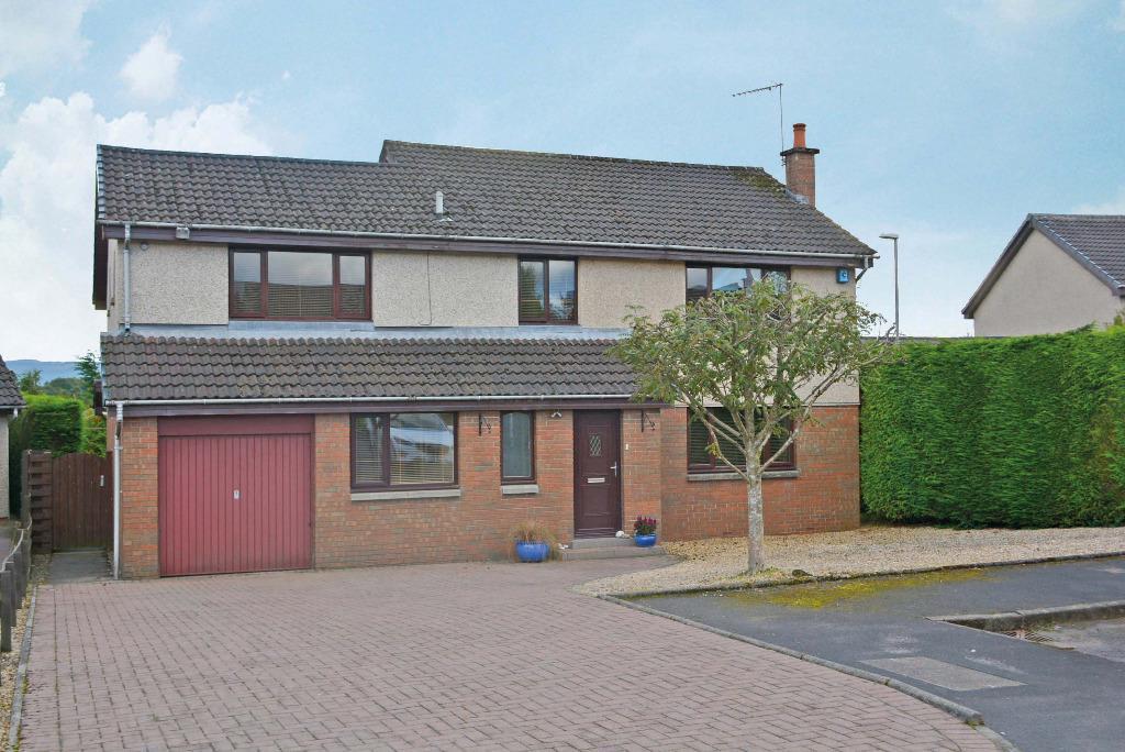 4 Bedrooms Detached House for sale in Elm Court, Doune, Stirling, FK16 6JG