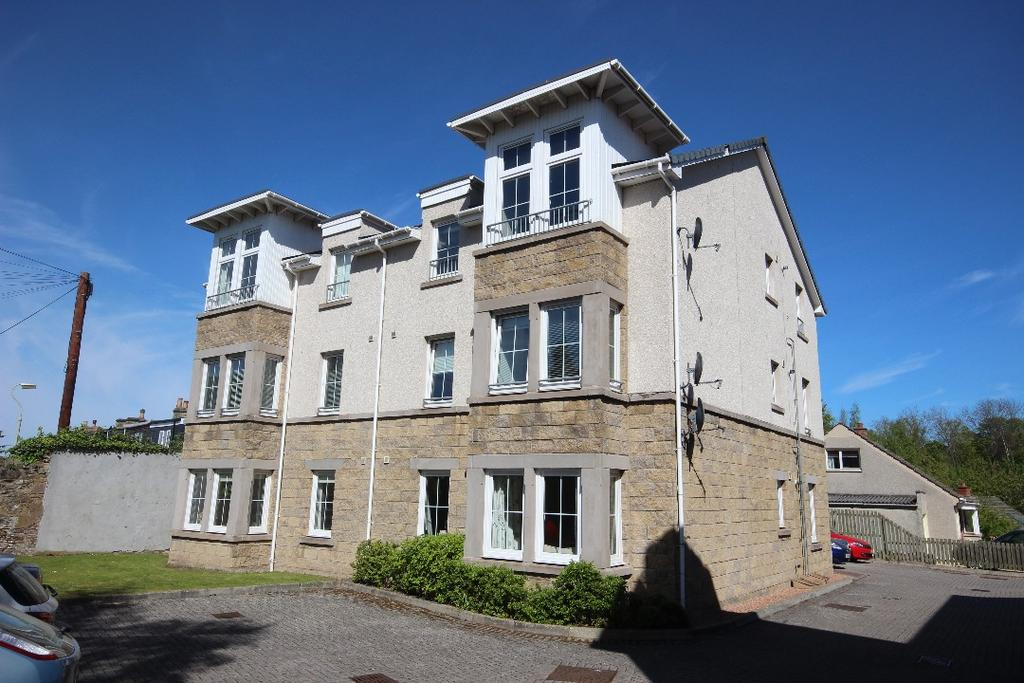 2 Bedrooms Flat for sale in Croft Park, Perth, Perthshire , PH2 0DX