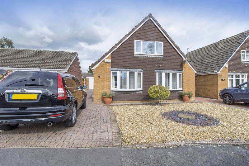 3 Bedrooms Detached House for sale in JASMINE CLOSE, CHADDESDEN