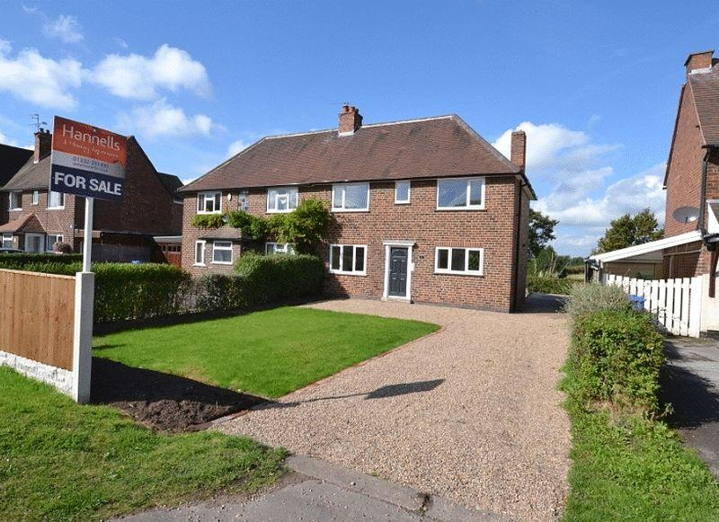 4 Bedrooms Semi Detached House for sale in HILLTOP, BREADSALL
