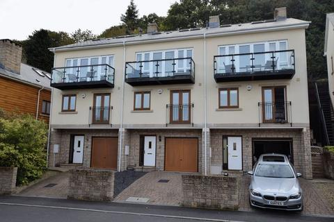 3 bedroom terraced house for sale - Fantastic views over the rooftops across the Bristol Channel