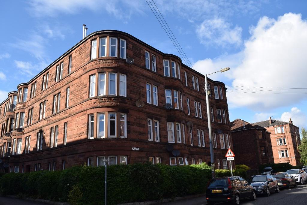 1 Bedroom Flat for sale in Sinclair Drive, Flat 3/2, Battlefield , Glasgow, G42 9SN