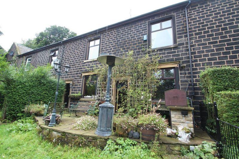 2 Bedrooms Cottage House for sale in Buckley Terrace, Buckley Farm Lane, Rochdale OL12 9DW