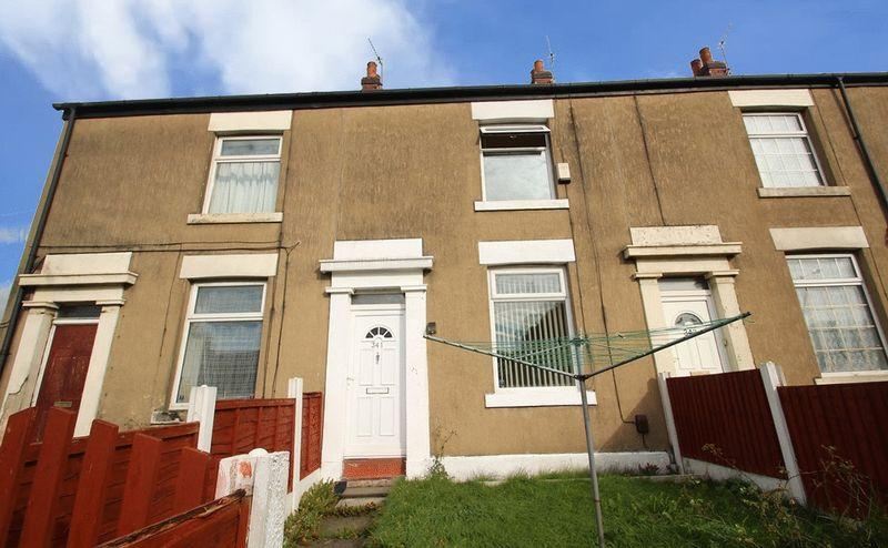 2 Bedrooms Terraced House for sale in Oldham Road, Lowerplace, Rochdale OL16 5LN