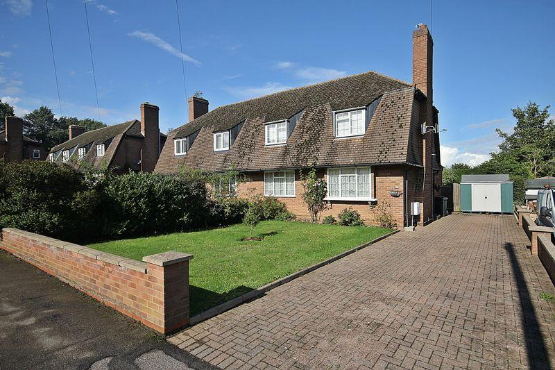 3 Bedrooms Semi Detached House for sale in Sheepfold Hill, Flitwick