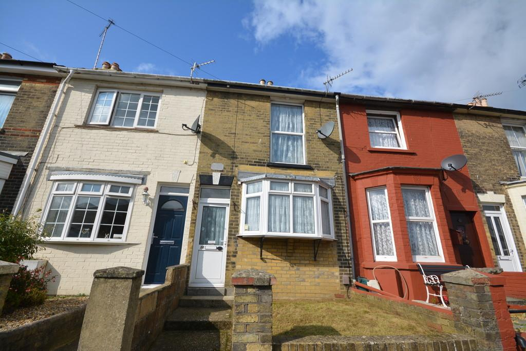 2 Bedrooms Terraced House for sale in Thetis Road, Cowes