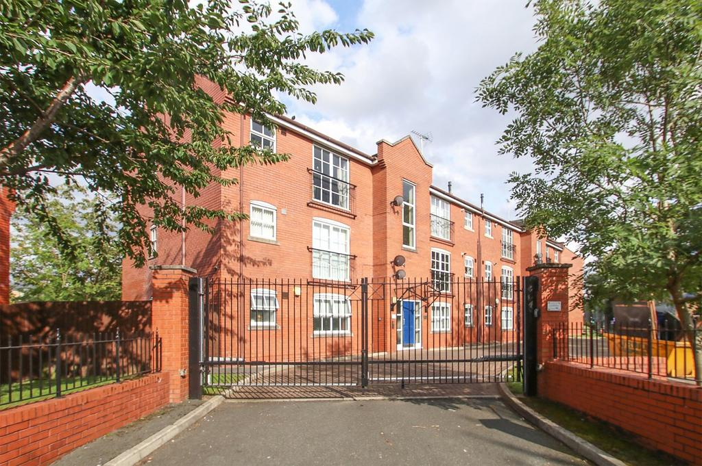 2 Bedrooms Apartment Flat for sale in St Marys Street, Hulme, Manchester, M15