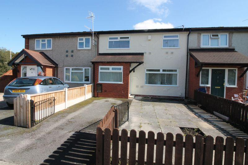 3 Bedrooms Terraced House for sale in Fender Way, Prenton
