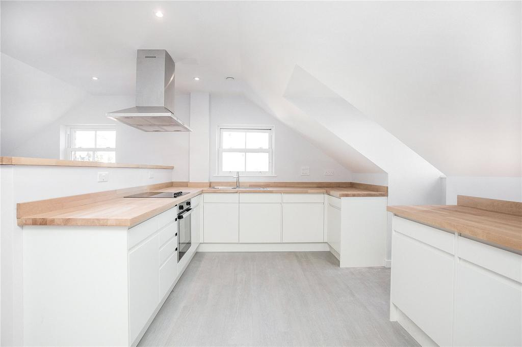 2 Bedrooms Apartment Flat for sale in Brewery Mews, Church Road, Watford, Hertfordshire, WD17