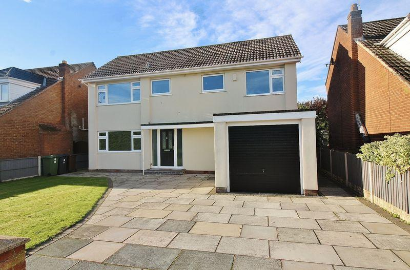 4 Bedrooms Detached House for sale in Bridgend Drive, Ainsdale