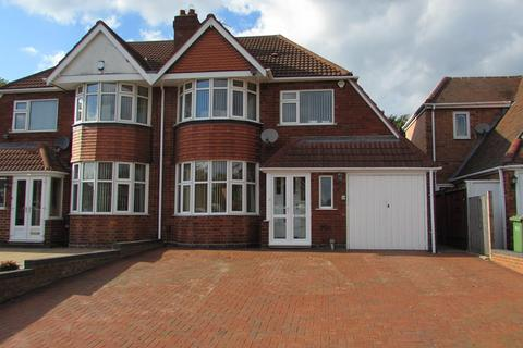 3 bedroom semi-detached house for sale - Keswick Road, Solihull