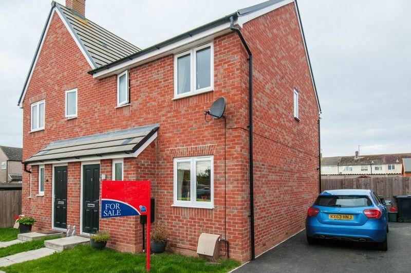 3 Bedrooms House for sale in Chimney Crescent, Irthlingborough