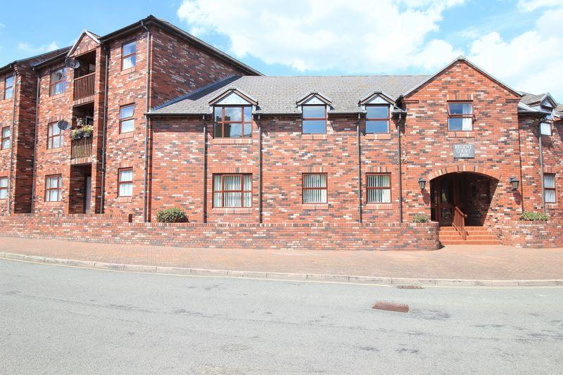 1 Bedroom Apartment Flat for sale in Regent Court, Oswestry