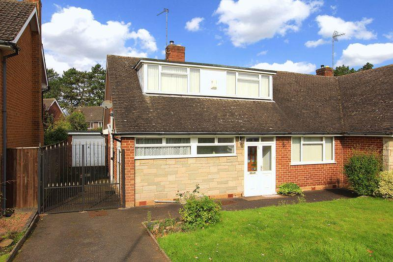 3 Bedrooms Semi Detached Bungalow for sale in TETTENHALL, Nethy Drive