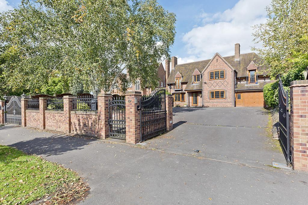 5 Bedrooms Detached House for sale in Hampton Lane, Solihull