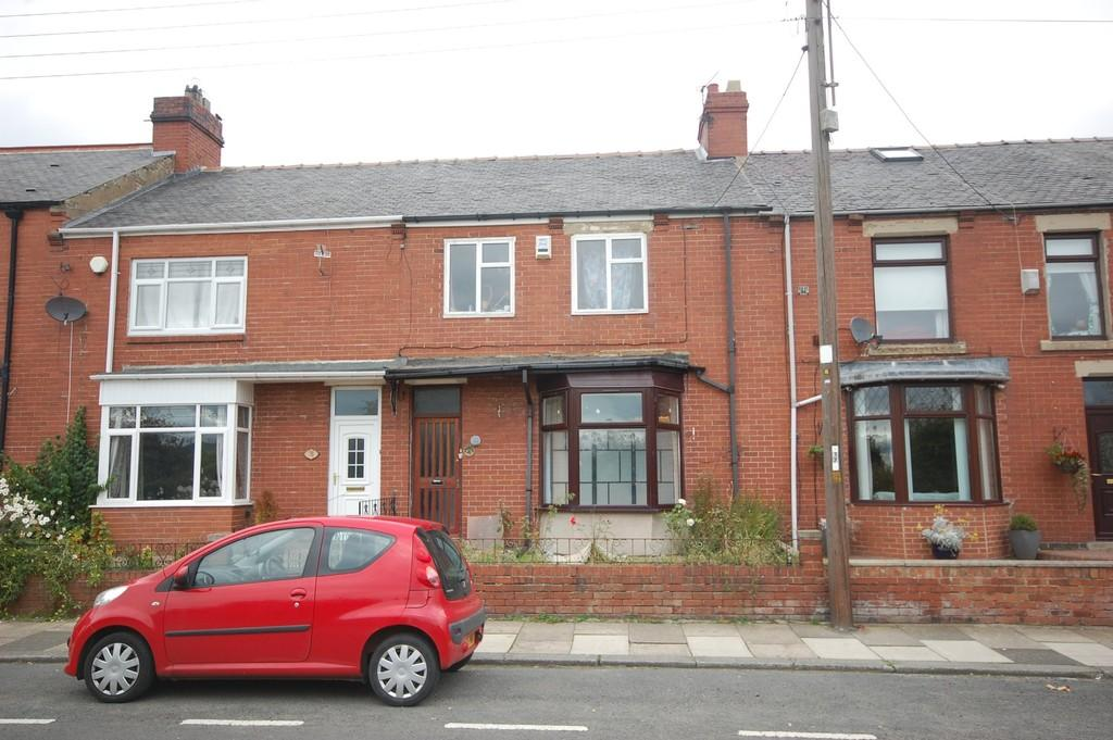 3 Bedrooms Terraced House for sale in Victor Terrace, Bearpark