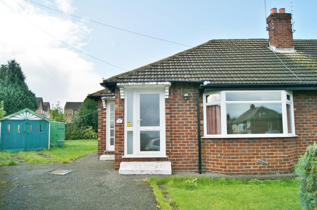 2 Bedrooms Semi Detached Bungalow for sale in Tan Y Clawdd, Johnstown