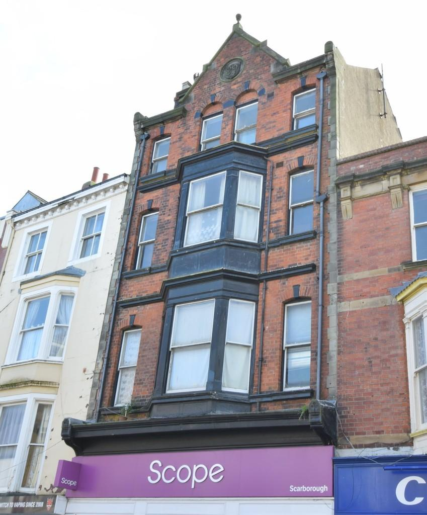 1 Bedroom Flat for sale in St Nicholas Street, Scarborough