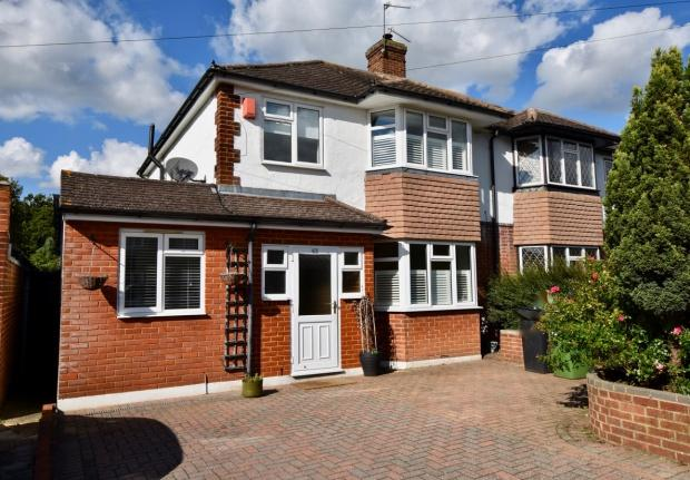 3 Bedrooms Semi Detached House for sale in Newton Wood Road, Ashtead, KT21