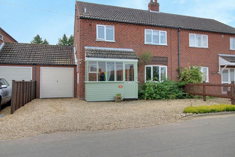 3 Bedrooms Semi Detached House for sale in Dereham Road, Whissonsett, Dereham
