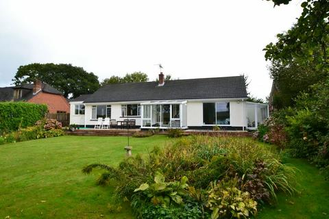 3 bedroom detached bungalow for sale - COUCHES LANE, WOODBURY, NR EXETER, DEVON