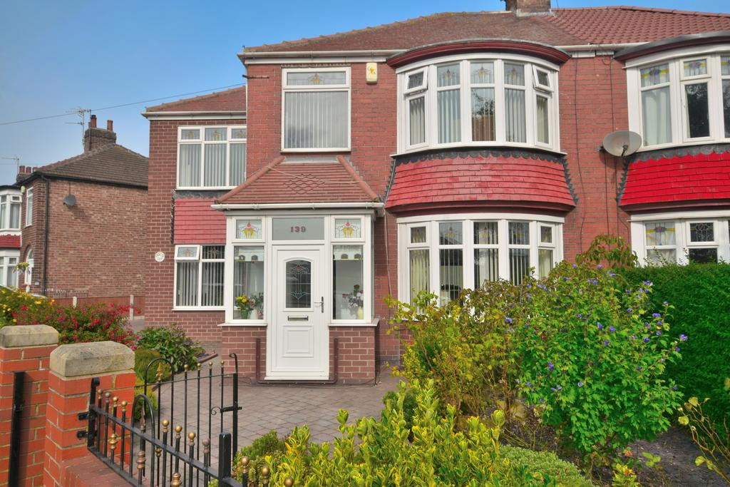3 Bedrooms Semi Detached House for sale in Thames Road, Redcar TS10