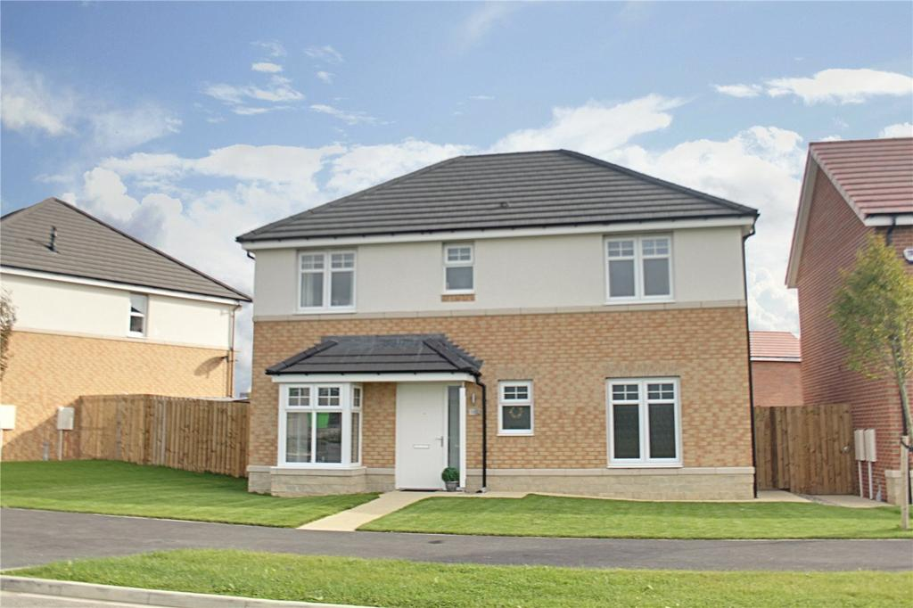 4 Bedrooms Detached House for sale in Pevensey Close, Ingleby Barwick