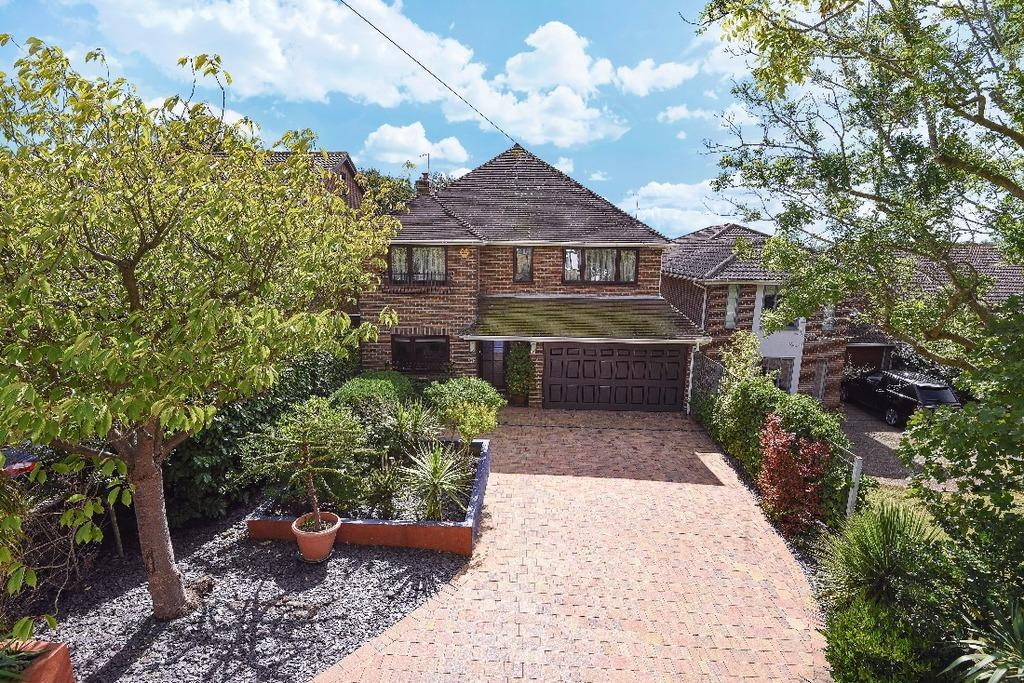 4 Bedrooms Detached House for sale in Peacock Lane Brighton East Sussex BN1