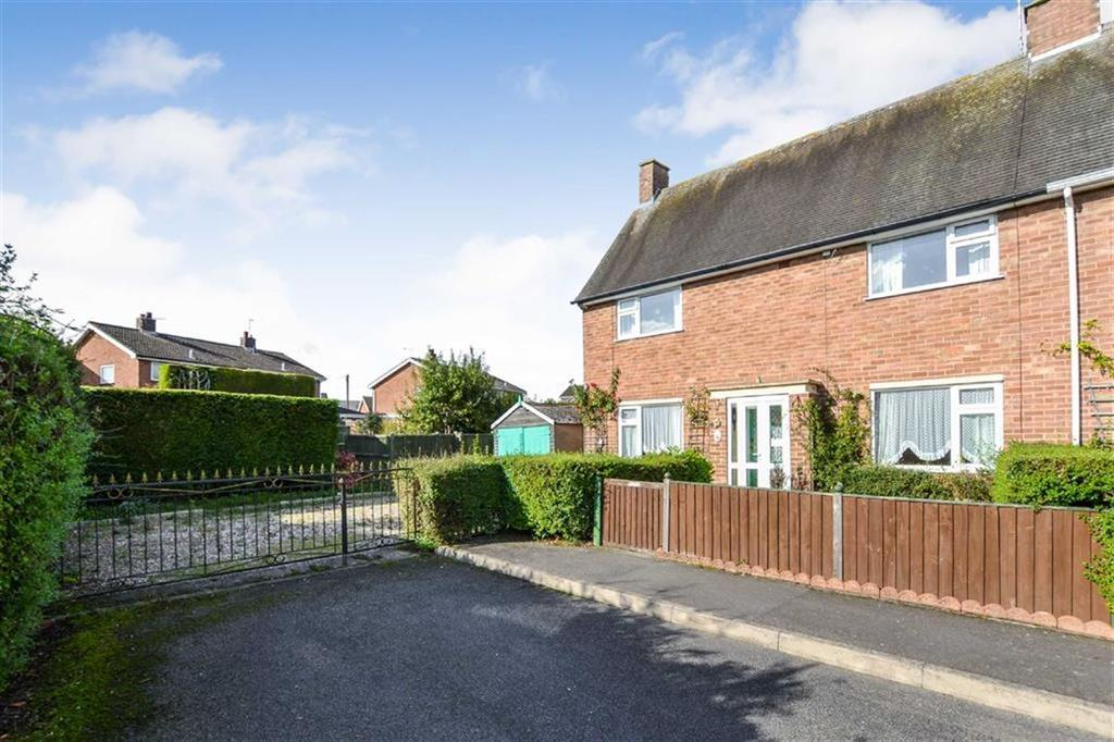3 Bedrooms Semi Detached House for sale in Newbold Verdon