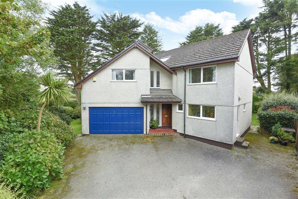 5 Bedrooms Detached House for sale in Ridgewood Close, Porthpean, St Austell, Cornwall, PL26