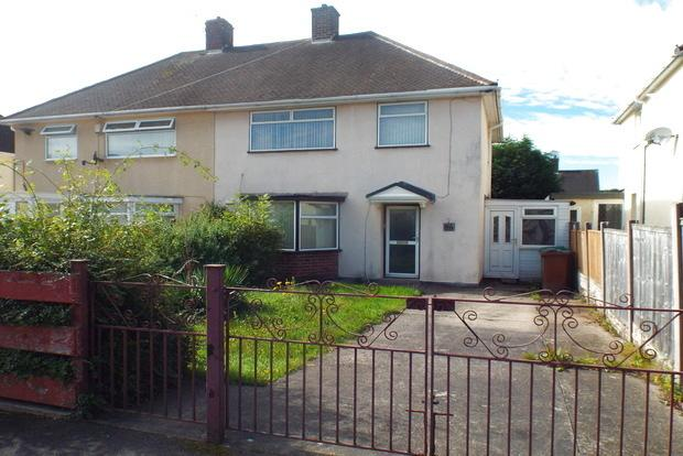 3 Bedrooms Semi Detached House for sale in Westwick Road, Nottingham, NG8